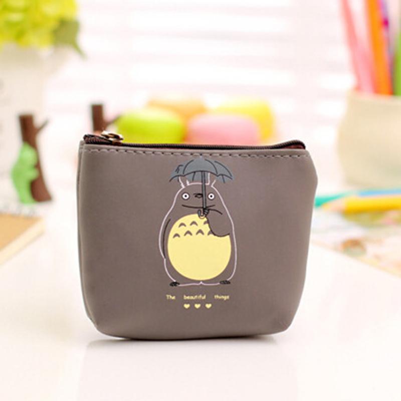 E2BA-Cute-Totoro-Short-Wallet-Coin-Purse-Pocket-Small-Key-Pouch-Purse-Handbag
