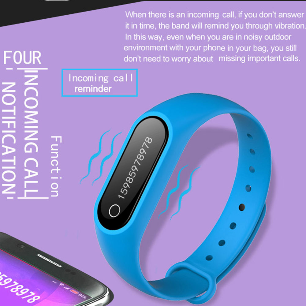 83A8-Bracelet-Durable-Waterproof-Touch-Screen-OLED-Bluetooth-Gifts-Alarm-Clock