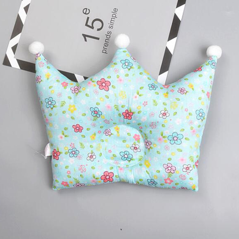 57B4-Baby-Anti-Roll-Pillow-Infant-Prevent-Head-Flat-Support-Neck-Cute-Lovely