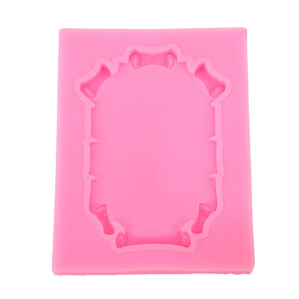 6A85-Cake-Mold-Baking-Tool-European-Creative-Random-Color-Silicone-Xmas-DIY