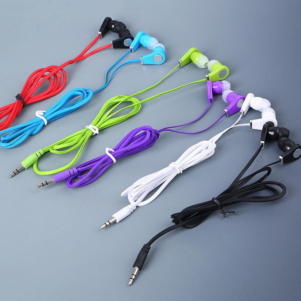 593F-Wired-Headphone-Tablet-Computer-Universal-Portable-In-Ear-3-5mm
