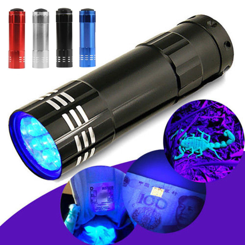 9E3E-Multifunctional-Blacklight-9LED-Lights-UV-Torch-Currency-Detector-Lamp