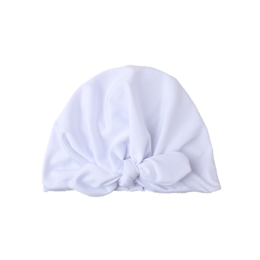 A244-Baby-Bow-Hat-Infant-Toddler-Gift-Home-Child-Care-Cotton-Soft