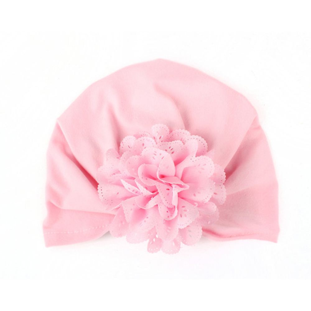 6616-5949AA4-Soft-GBM-Children-Keep-Warm-Child-Care-Baby-Flower-Hat-Kids-Beanie