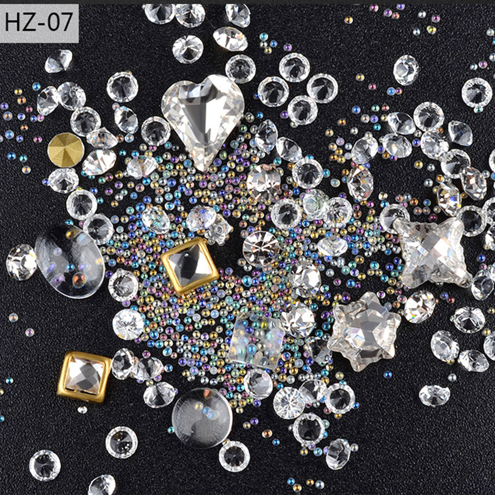 FD7A-Shiny-Transparent-Craft-Stickers-Nail-Rhinestone-Studs-Manicure-Tool