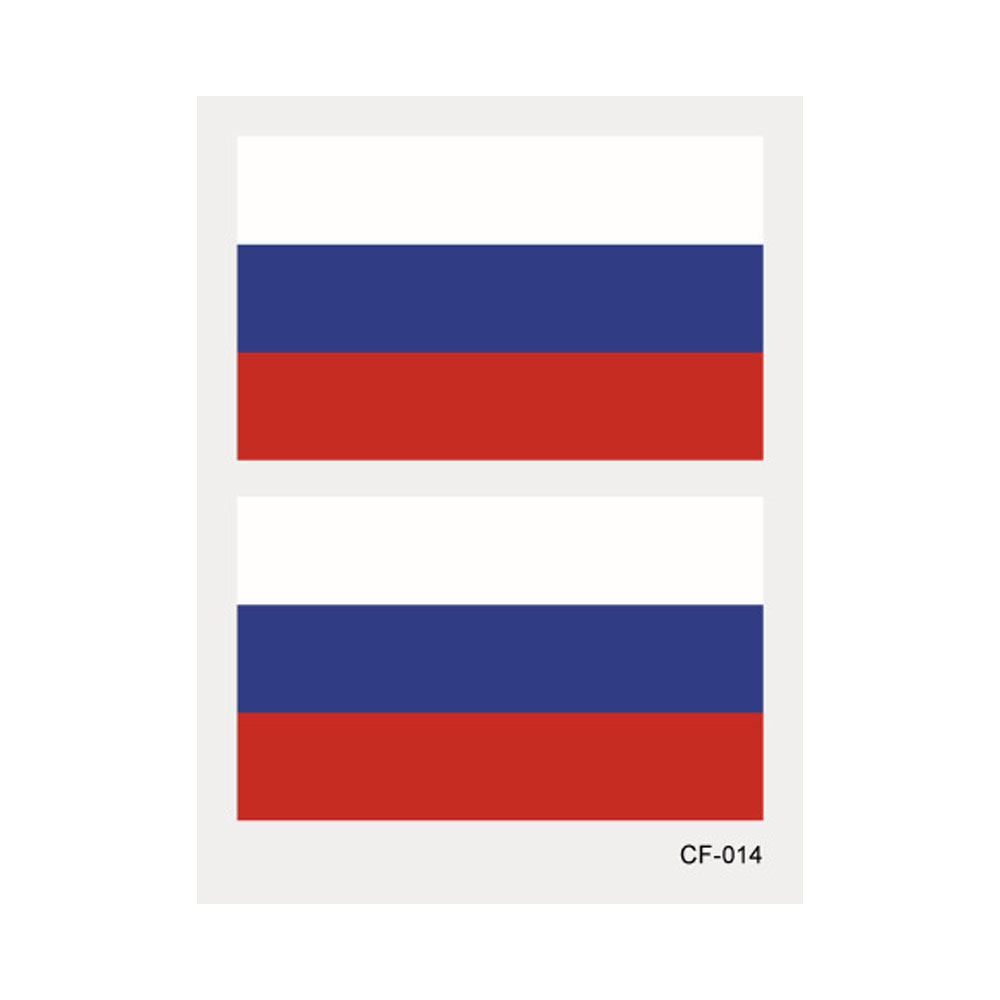 B436-AB28FD7-Tattoo-Sticker-National-Flag-Sticker-Face-Stickers-Ornaments-2018