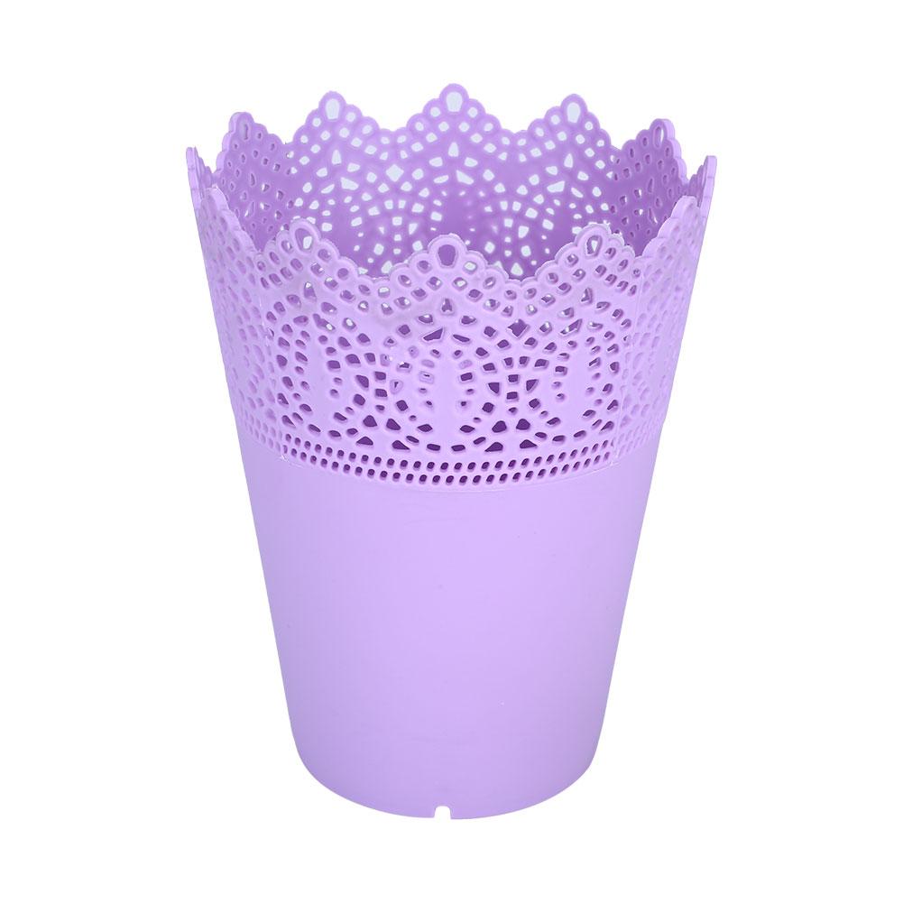 D832-Pen-Container-Flower-Pots-Desk-Tidy-Holder-Storage-Holder-Makeup-Brush