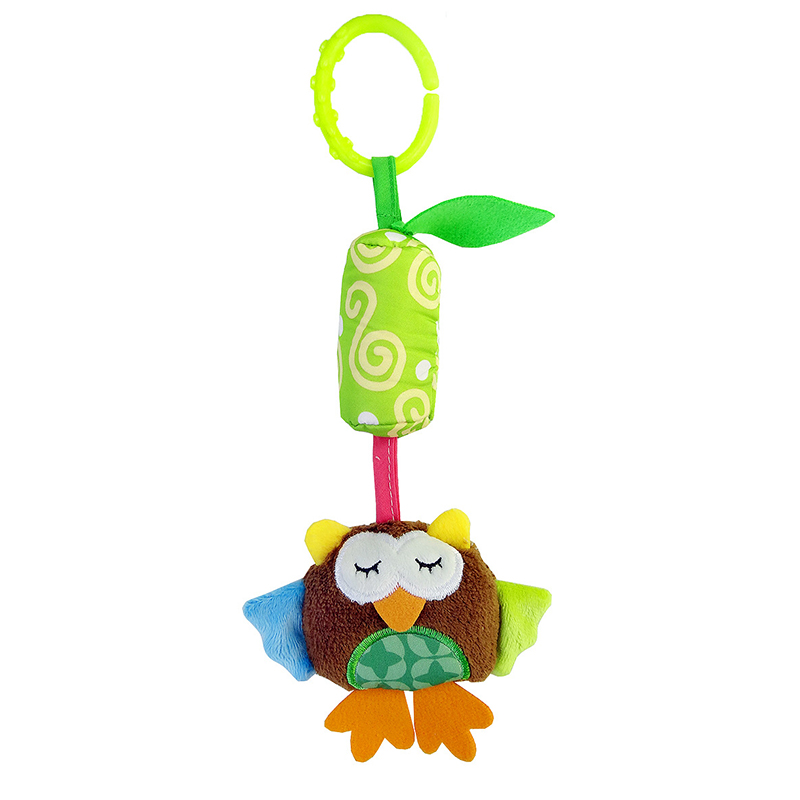 252A-Soft-Ring-Cart-Accessories-Toy-Wind-Bell-Lovely-Gift-Newborn-Supplies-Cute