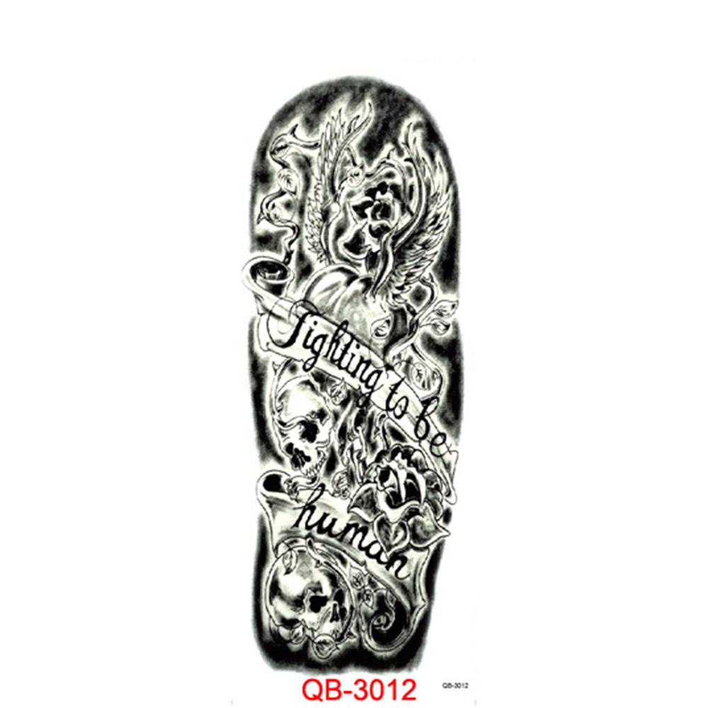 F3F5-Waterproof-Makeup-Tattoo-Decals-Disposable-Cool-Tattoo-Stickers-Men