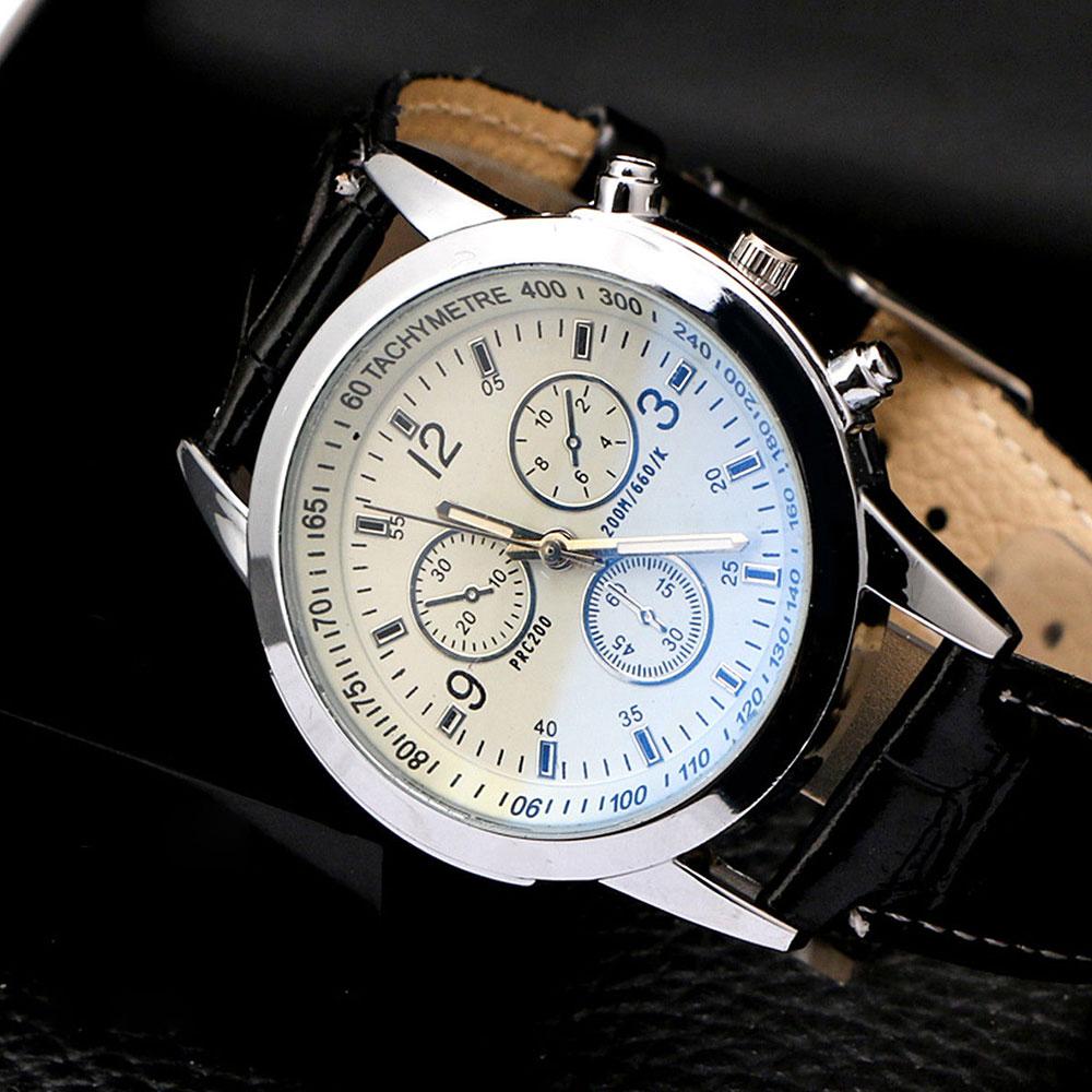 C13B-Stainless-Steel-Handsome-Fashion-Originality-Durable-Men-039-S-Watch