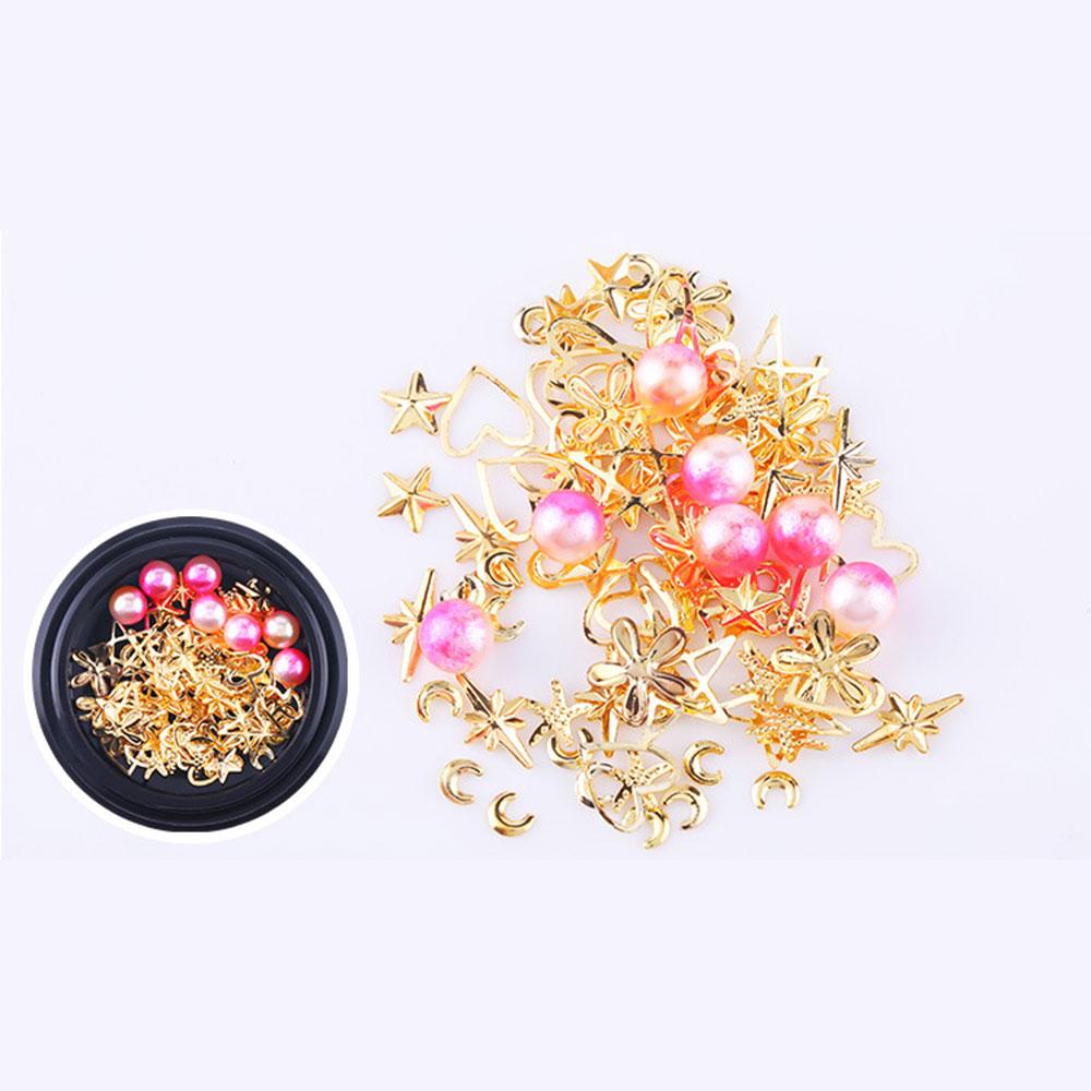 A64B-Hollow-Women-Nail-Art-Glitter-Decoration-Charms-Fashion-Nail-Rhinestone